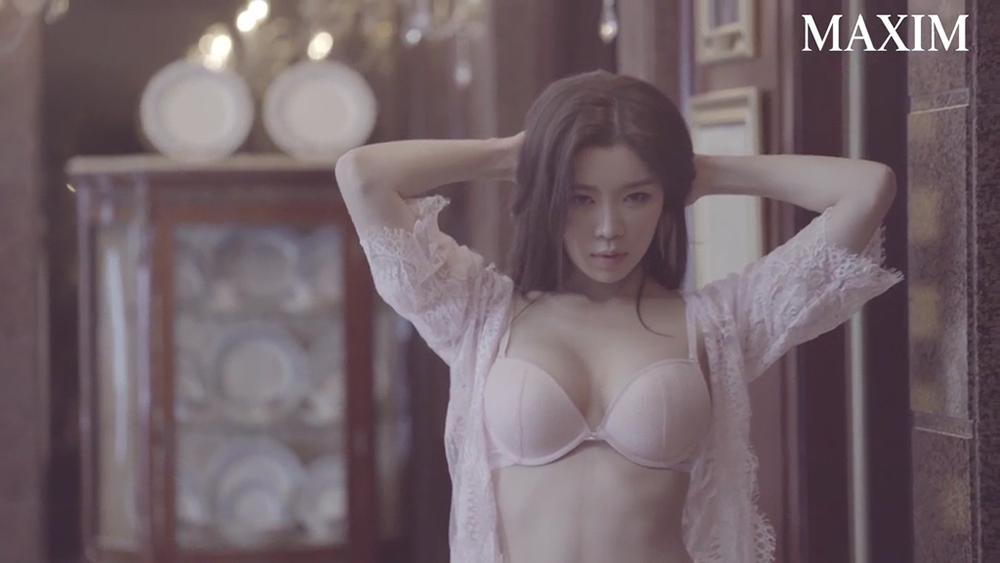 2017 미스맥심 콘테스트 결승 화보, 이예린 vs 송수진 섹시美 대결…'더 리얼한 맥심'