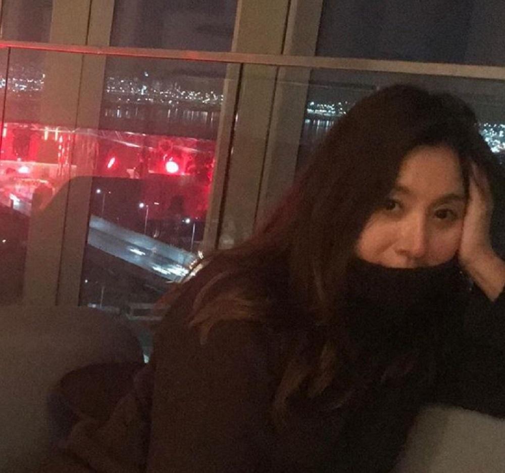 탤런트 최명길, 57세? 나이 잊은 동안미모 과시해 '시선강탈'