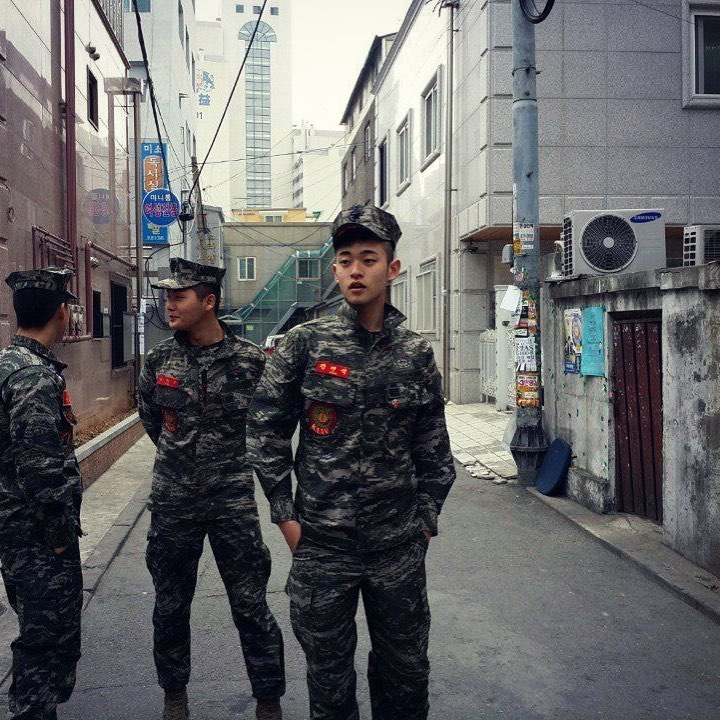 이승윤 매니저 강현석, 해병대 군복무 당시 보니 '멋짐 폭발'…