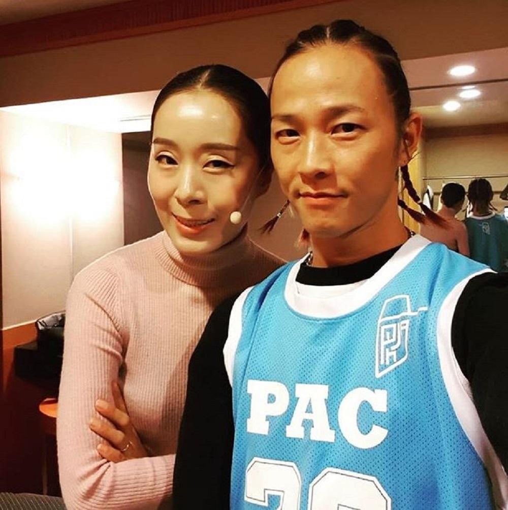 팝핀현준♥박애리, 나이 차이 무색한 핑크빛 기운…선남선녀