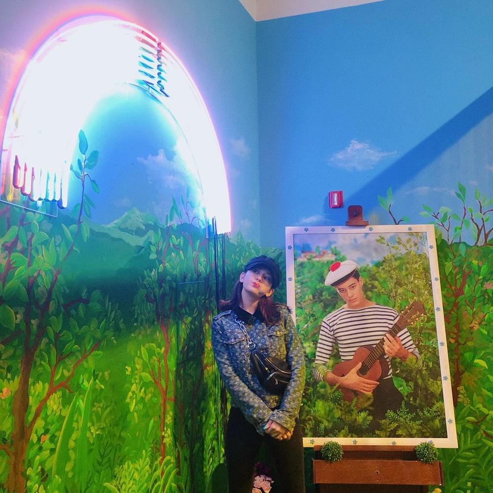 아이오아이(I.O.I) 출신 전소미, 5월 솔로 데뷔전 여유로운 일상