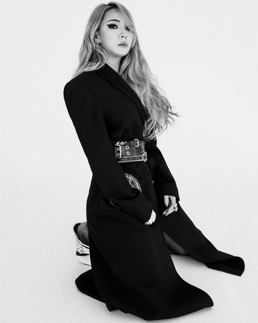 투애니원(2NE1) 출신 씨엘(CL), 화보 사진으로 근황 전해…''도대체 컴백은 언제?''