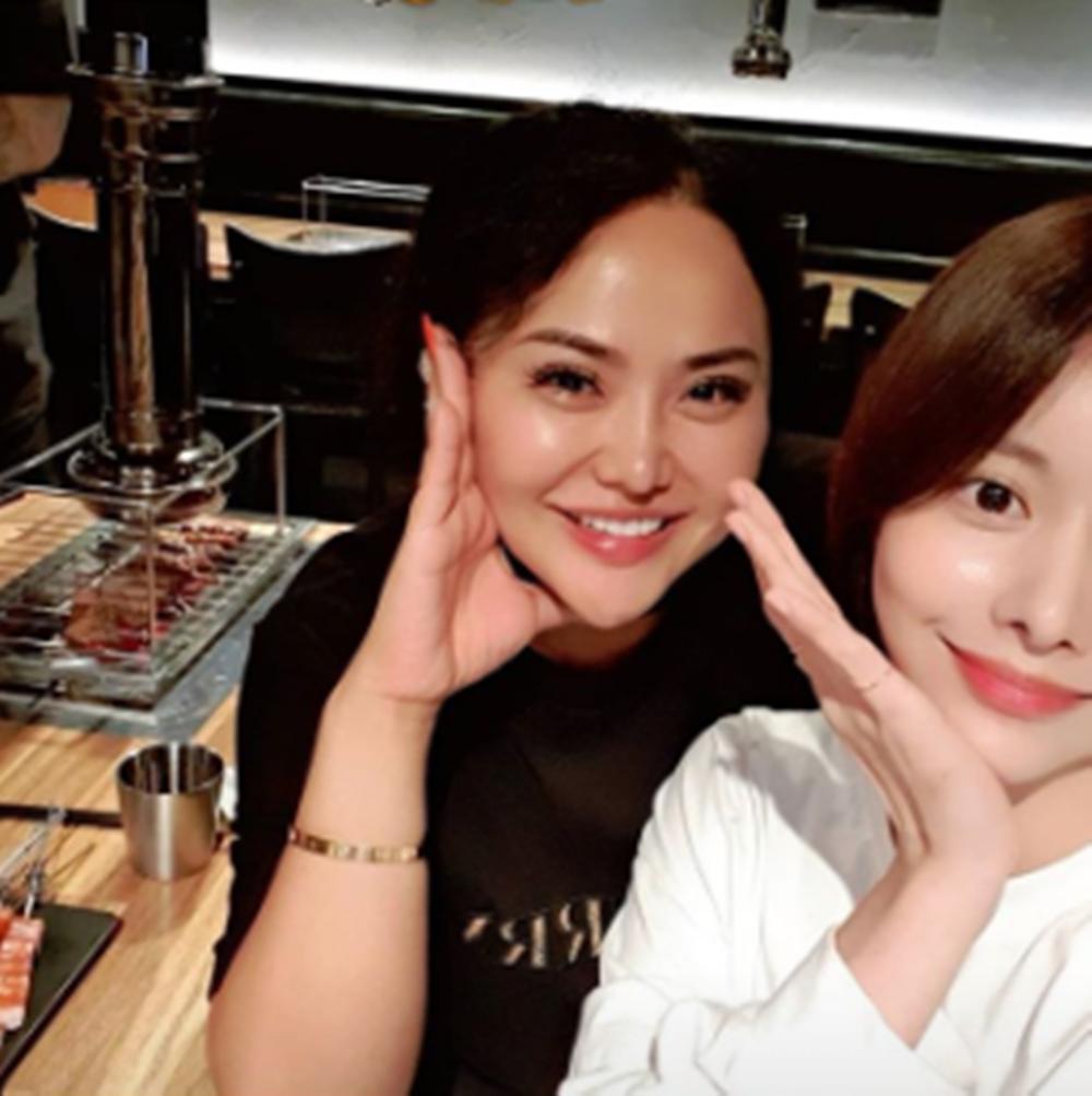 '미운 우리 새끼(미우새)' 홍선영, 20kg 감량 다이어트 성공…'홀쭉'해진 근황