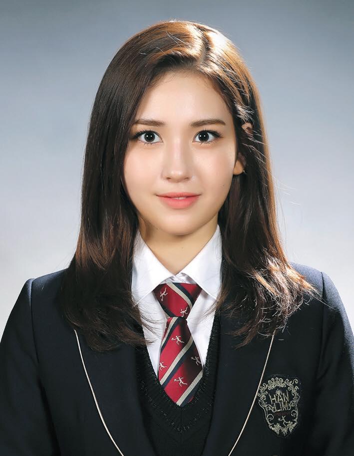 [HD포토] 전소미(SOMI) 제9회 한림연예예술고등학교 졸업앨범 사진