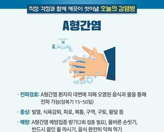 A형간염 예방접종, 필요한 이유는? A형간염 A to Z