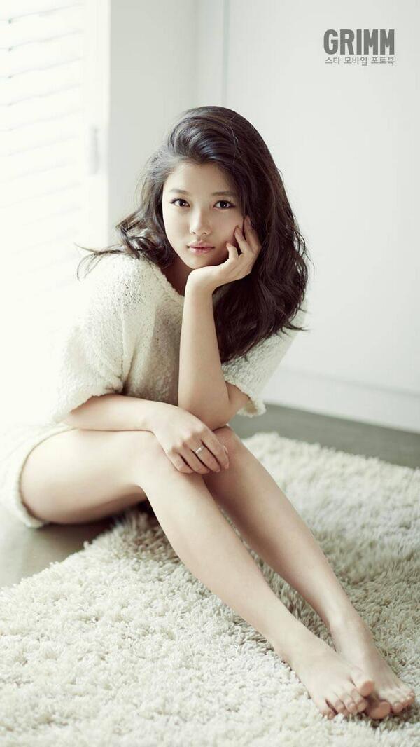 김유정, 김소현에 키스신 조언