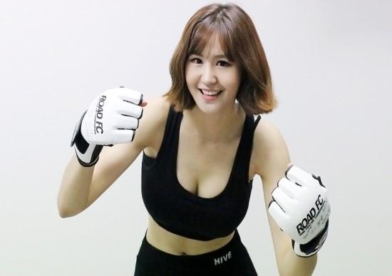 """윤수현, UFC-로드 FC 매니아?…""""이윤준 선수 팬이다"""""""