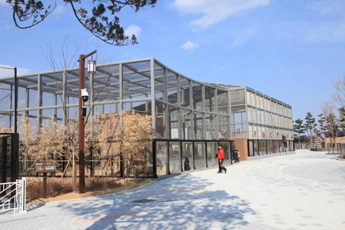 울진 엑스포공원, 동물농장 이전 재개장