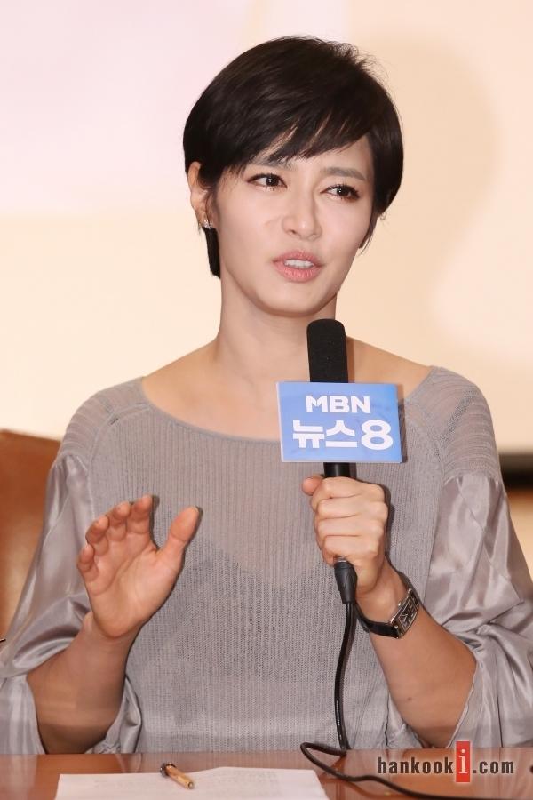 "MBN 김주하 앵커 ""다시는 뉴스 못할 줄 알았다"""
