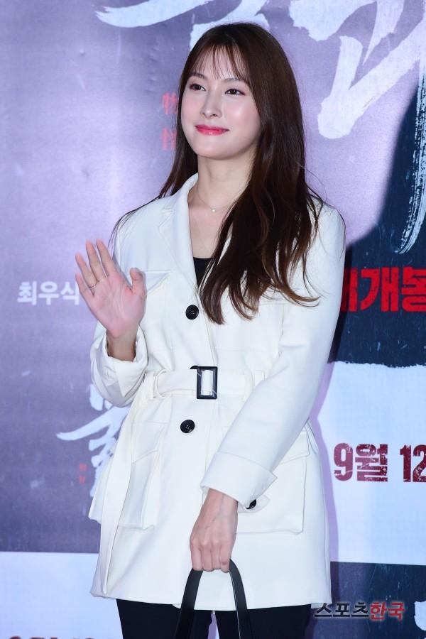 박규리 '수줍은 여신님'