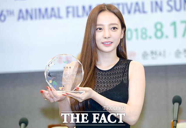 [TF포토] '순천만으로 세계동물영화제 보러오세요~'