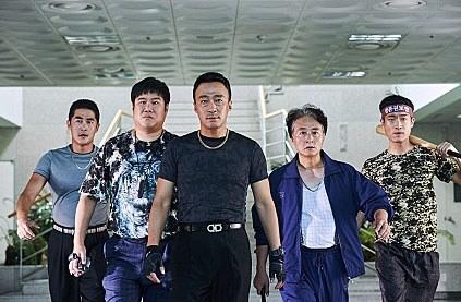 [설 특선영화] 이성민 조진웅 주연의 영화 '보안관'…기장시장 등 부산 명소 한 눈에 감상