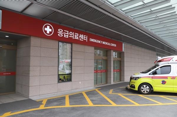 은평성모병원, 지역응급의료센터 지정