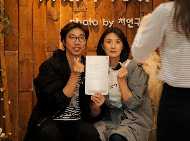 '아내의 맛' 부부가 된 김세진♥진혜지, 이색적인 신혼 1일 차