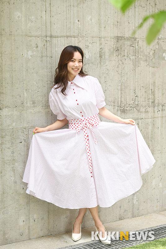김나희 '핑크공주'