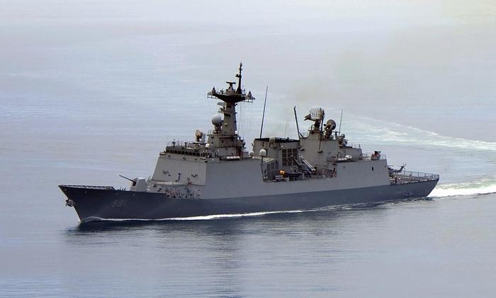 [종합]아덴만 파병 복귀 청해부대 최영함서 홋줄 터져…1명 사망