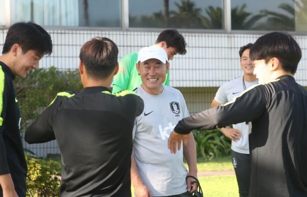도쿄행 티켓 전쟁 8일 시작…김학범호 9연속 올림픽 진출 도전