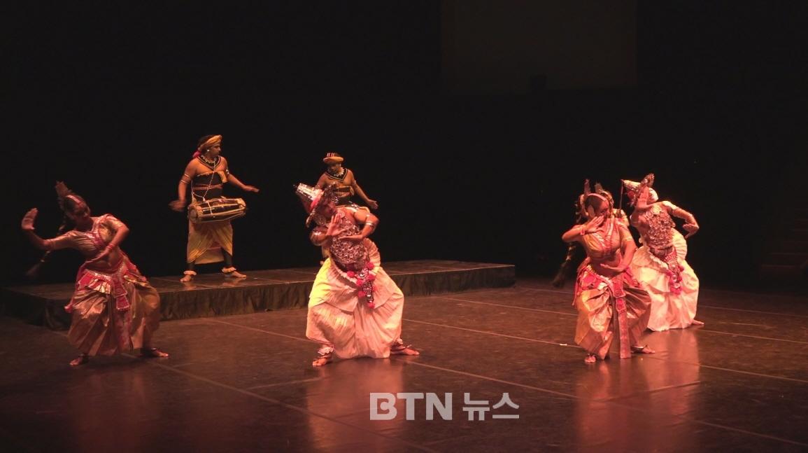 한국.스리랑카 수교 40주년'스리랑카 춤과 음악의 보물섬'
