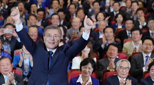 문재인 정부, 4차산업혁명위 설치ㆍ중소벤처기업부 확대 신설