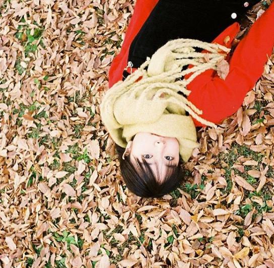 '아스달 연대기' 카라타 에리카, 가을 향기 물씬 품기는 청순함