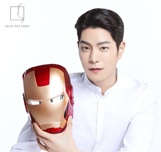 아이언맨 LED마스크, 30만원 '저가' 출사표…