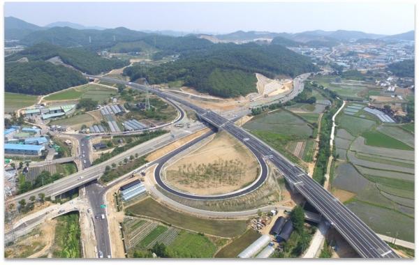 화성시, 추석 연휴 비봉~매송간 도시고속도로 통행료 면제