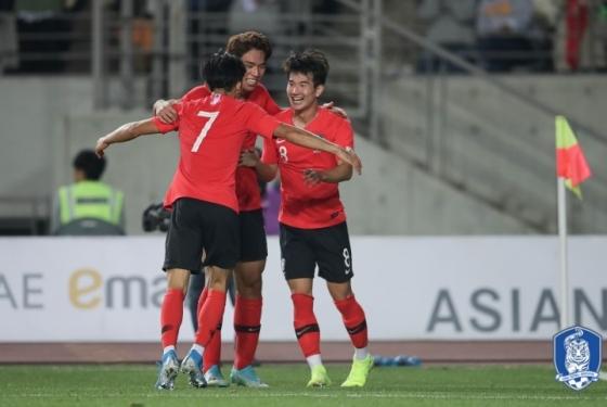대한민국 우즈베키스탄, 어제에 이어 오늘도 승리... '어떤 경기 펼쳤나?'