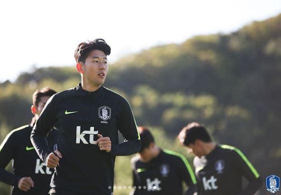 '벤투호', 오늘 스리랑카와 월드컵 2차 예선…손흥민 출격