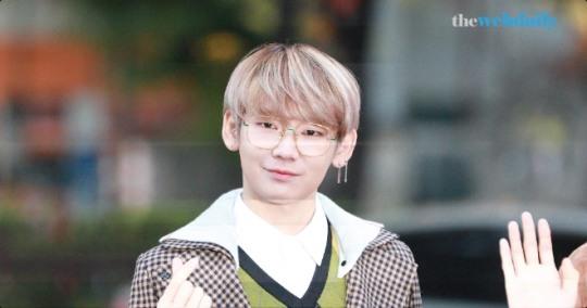 [WD영상][4K] '아침에도 미친 미모~' JBJ95 켄타 11월 2일 뮤직뱅크 953회 출근길