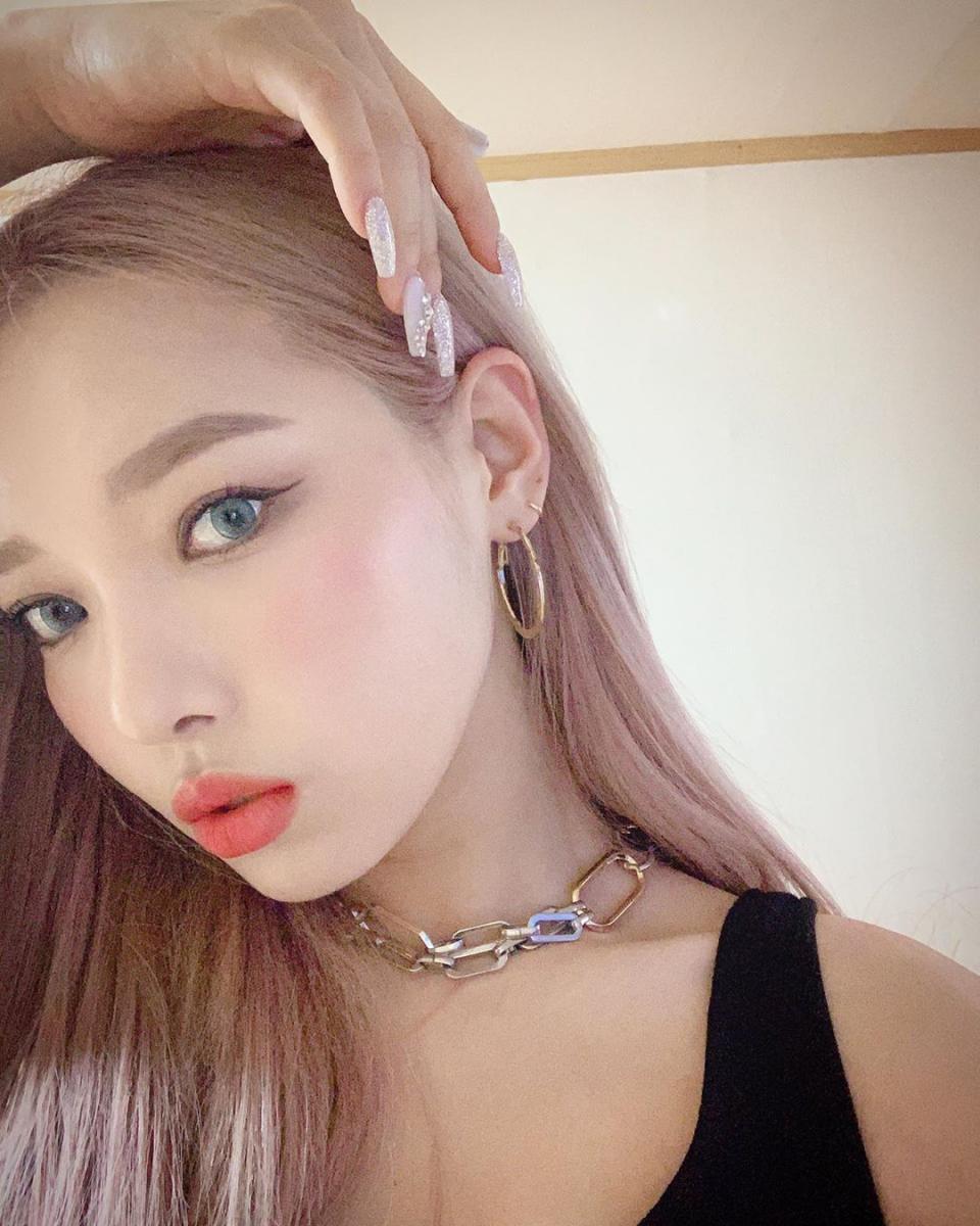 """전소민, 최근 SNS에 """"Make up"""" - 포토뉴스"""