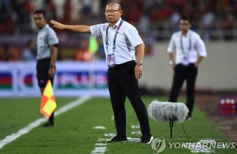 베트남 축구 중계, 박항서 '모든 것을 걸고 싸워... 멈출 수 없다'