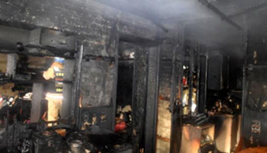 [사회]은평구한의원 화재, 80대 노부부 사망...알고보니 `전기 합선에 의한 불` 추정