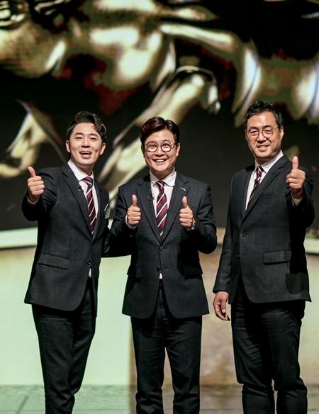 이만기·김성주·붐, '씨름의 희열' 중계 라인업 '박진감 UP'