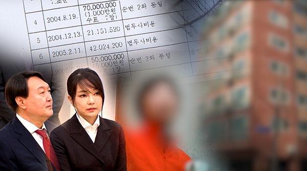 '스트레이트' 윤석열 부인 김건희, 수상한 아파트 거래 정황?