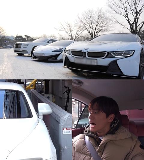 '전참시' 이준영 매니저, 슈퍼카 허세에 숨겨진 진실은?