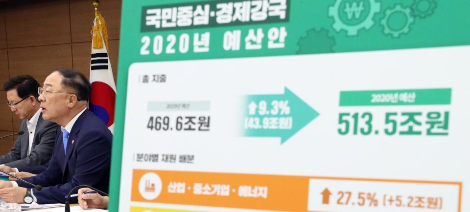 [2020 예산안 발표] R&D에 24조 투자..정부가 꿈꾸는 핵심 기술 자립화