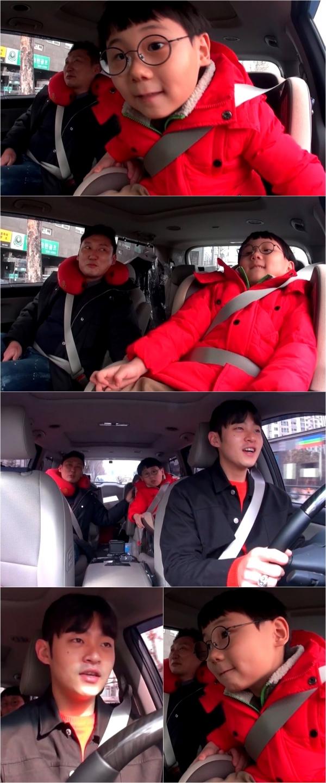 '전지적 참견 시점' 이승윤 子, 아빠 대신 매니저 형?