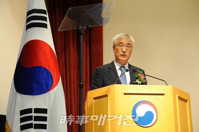 기상청, 김종석 제13대 기상청장 취임