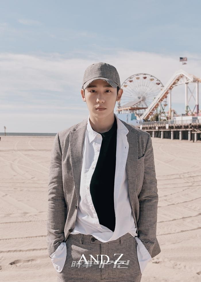 정해인 LA화보공개…다채로운 매력미 발산