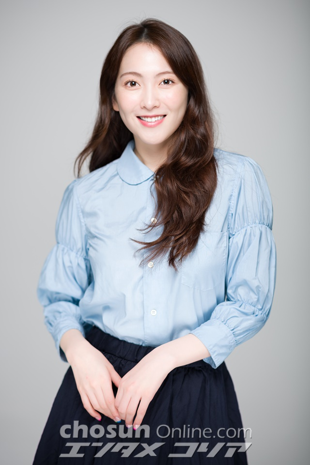 [인터뷰] 피부·언어·연기…'데뷔 12년차' 강지영, 노력의 얼굴