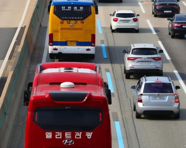 [고속도로 교통상황] 추석 귀경 시작...도로별 실시간 교통정보 '주목'