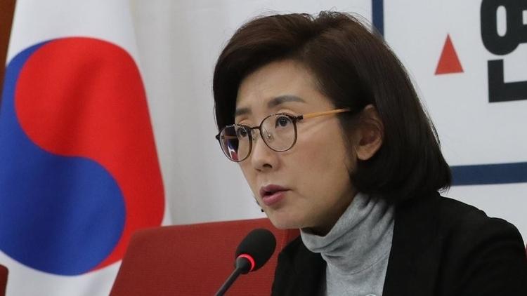 """나경원, '민식이법' 포함 민생법안 처리 제안···국회파행은 여당 책임"""""""