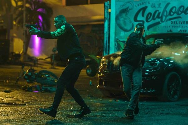 영화 '나쁜 녀석들: 포에버', 2차 스틸 4종 공개