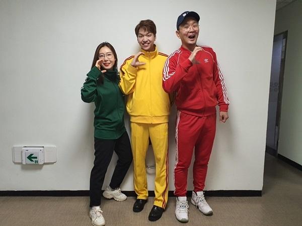 윤형빈, 9년 만의 '뮤직뱅크' 컴백...유재필 '클라쓰' 특별 출연