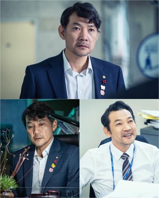 '보좌관' 정진영