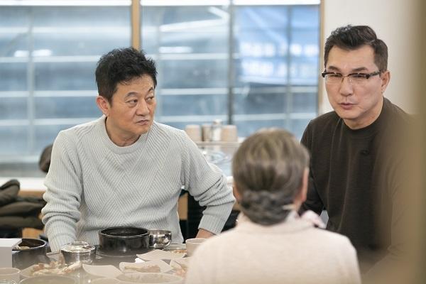 '야인시대' 장세진, 10년만 TV 출연