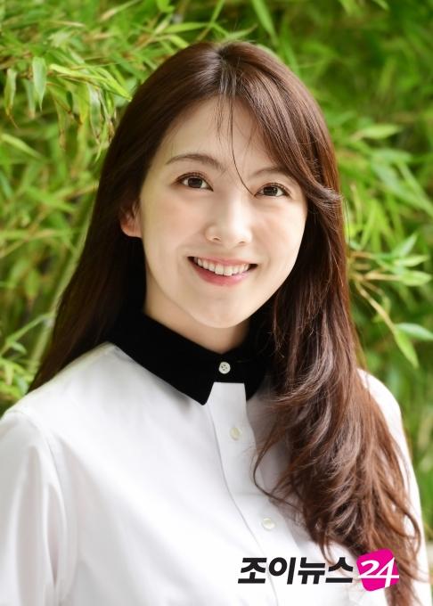 [포토]강지영, '예쁨 가득 밝은 매력'