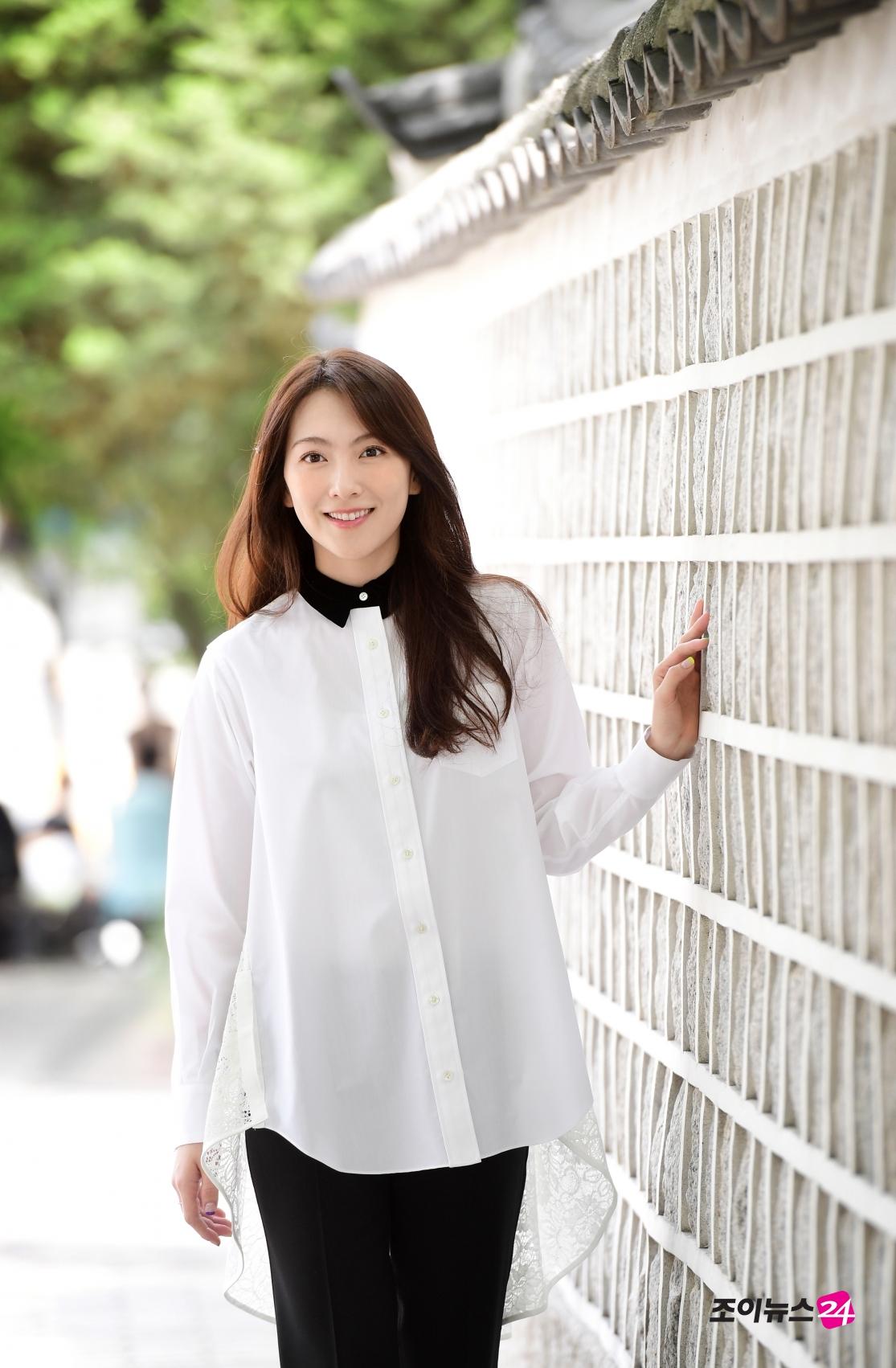 [조이HD]강지영, '화사한 미소'
