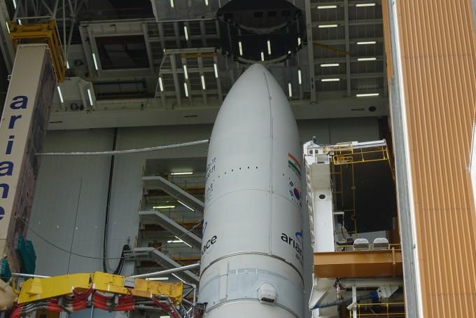 韓 독자개발 첫 정지궤도위성 '천리안 2A호' 5일 발사