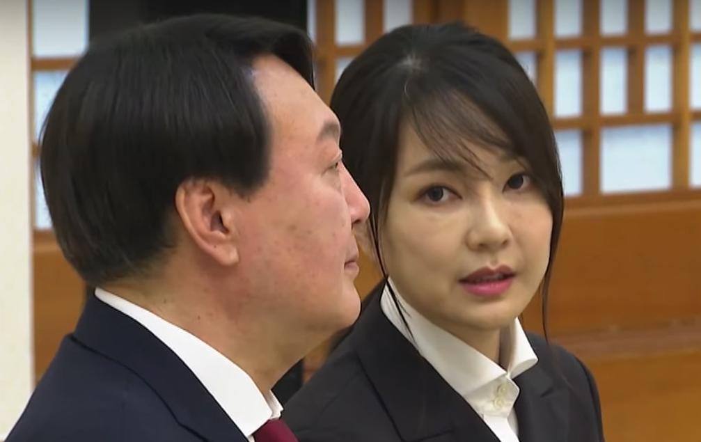 윤석열 장모 사건..김건희 씨도 깊숙이 개입